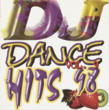 CD DJ Dance Hits '98 Vol. 9 originala