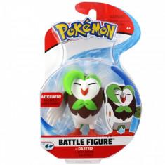 Figurina articulata Pokemon S2 - Dartrix (95014)