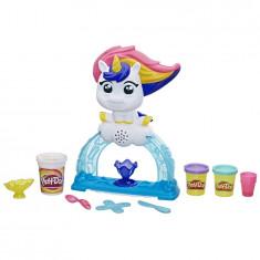 Pasta de modelat Play-Doh Unicornul innebunit de inghetata