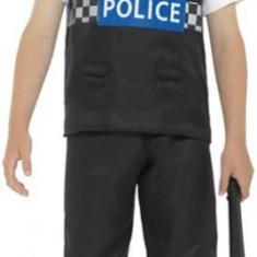 Costum politist copii, 10-12 ani