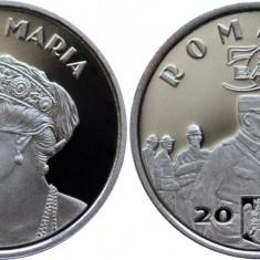 Moneda 50 bani PROOF Regina Maria