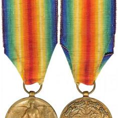 - Medalia - Victoria (Marelui Razboi Pentru Civilizatie)