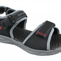 Sandale sport New Balance Sandal M M2067BGR pentru Barbati, 40, 41.5, 42.5, 44, 47.5, Negru