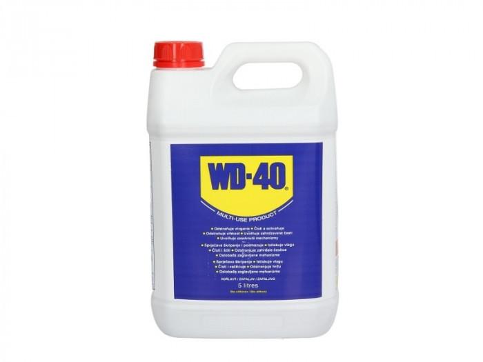 Solutie universala multifunctionala WD-40, 5L