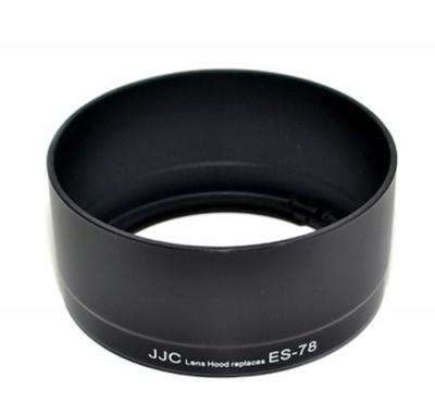JJC LH-78 Parasolar ES-78 pentru Canon EF 50mm f/1.2 L USM foto