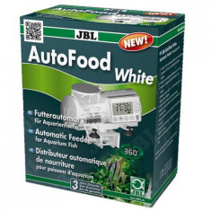JBL Auto Food White 250ml, 6061600, Hranitor automat pesti