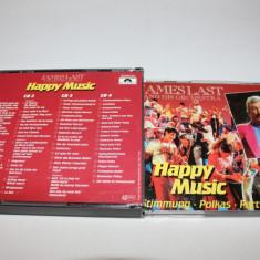 [CDA] James Last and his Orchestra - Happy Songs - 4CD Boxset, CD