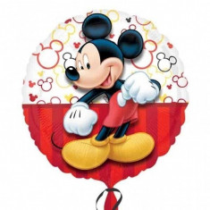Balon folie metalizata Mickey Mouse Portret 43cm