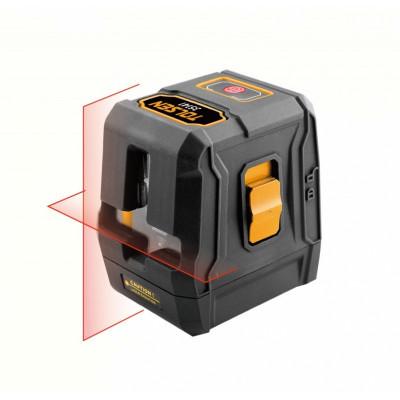 Nivela laser cu autonivelare Tolsen, 20 m, mod incrucisat, functie autonivelare foto