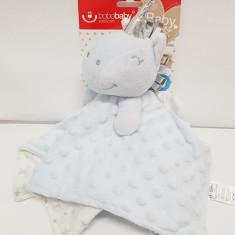 BamBam batistuta-jucarie din plus pentru somn - unicorn blue
