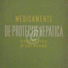 Medicamente de protectie hepatica, coleretice si colagoge
