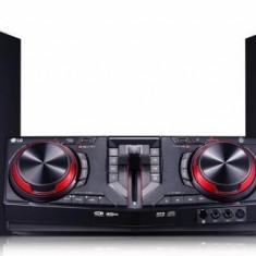 LG CJ87 mini hifi DJ station