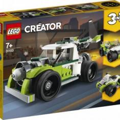 Cumpara ieftin LEGO Creator 3 in 1, Camion racheta 31103