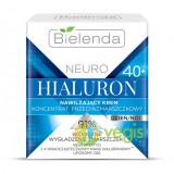 NEURO HIALURON Crema concentrata de fata hidratanta anti-rid 40+ zi/noapte 50ml
