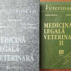 Medicina legala veterinara 1, 2 - Ovidiu Popescu, Traian Enache