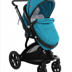 Carucior transformabil 3 in 1 Dark Blue, Lorelli