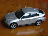 Macheta auto - WELLY - BMW X6, 1:43