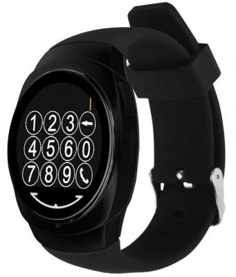 Resigilat! Ceas Smartwatch iUni Classic O100, BT, LCD 1.3 Inch, Negru foto