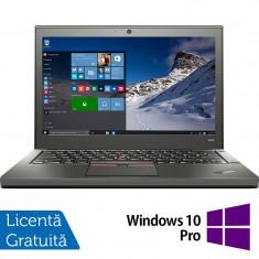 Laptop Lenovo Thinkpad X250, Intel Core i5-5300U 2.30GHz, 8GB DDR3, 240GB SSD, 12.5 Inch + Windows 10 Pro
