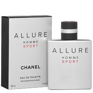 Chanel Allure Homme Sport EDT 100 ml pentru barbati foto