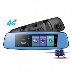 Oglinda Retrovizoare Star E06i, slot sim 4G tdd DIGI , 7.84 inch HD, Android 5.1, Camera DVR Fata, Spate, Wireless, BT, Parcare