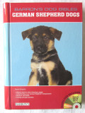 """BARON'S DOG BIBLES - GERMAN SHEPHERD DOGS"", David Fritsche, 2011. Carte + DVD"