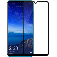 Folie de protectie 5D tempered glass Huawei P30 Lite, Neagra