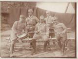 B1881 Ofiteri austro-ungari primul razboi mondial