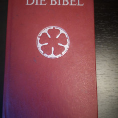 Die Bibel - Biblia in Lb. Germana, Berlin, 1986