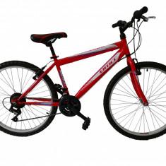 "Bicicleta MTB Umit Colorado Man, Culoare Rosu/Albastru, Roata 26"" OtelPB Cod:26010000004"