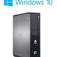 Calculator Refurbished Dell OptiPlex 780 SFF, E8400, Win 10 Home