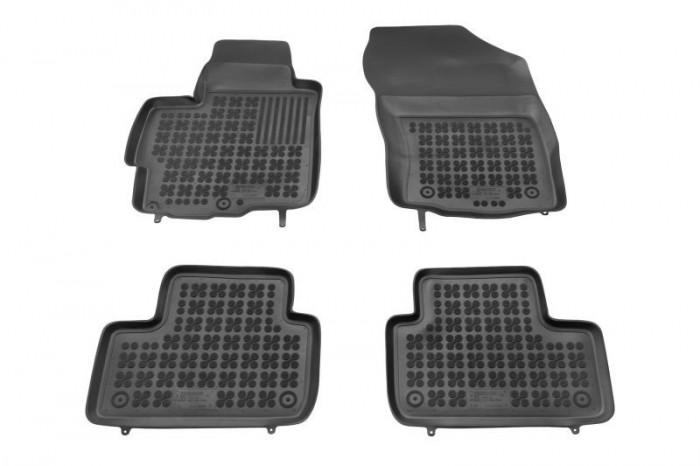 Set covorase auto Rezaw Plast din cauciuc pentru MITSUBISHI ASX dupa 2010 4 buc