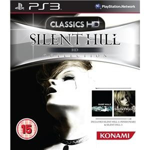 Silent Hill HD Collection PS3 foto