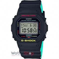 Ceas Casio G-Shock Breezy Rasta Color DW-5600CMB-1