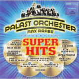 CD Palast Orchester Mit Seinem Sänger Max Raabe – Super Hits