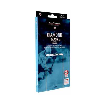 Folie Huawei P40 Full Glue Neagra Diamond foto