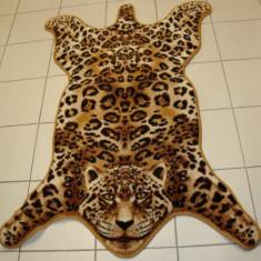 Covor leopard, gepard, covor tigru 90x160 , mocheta