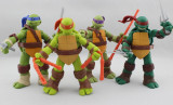 Teenage Mutant Ninja Turtles - Leonardo Michelangelo Donatello Raphael CG.011