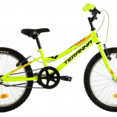 Bicicleta Copii Dhs Junior Teranna 2003 Galben Aprins 20