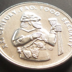 Moneda EXOTICA FAO 50000 LIRE - TURCIA, anul 1999    *cod 2335 - RARA UNC!