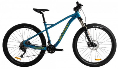 Bicicleta Mtb Devron Zerga 1.7 Albastru M 27.5 inch plus foto