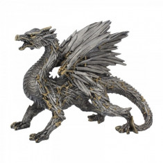 Statueta dragon cu sabii Swordwing 30 cm