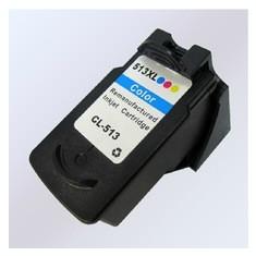 Cartus Canon compatibil CL 513 Color, Multicolor