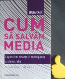 Cum sa salvam media Julia Cage