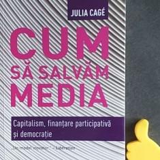 Cum sa salvam media Julia Cage