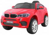 Masinuta electrica BMW X6M, rosu