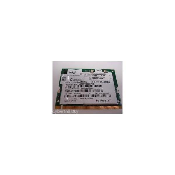 Placa retea laptop wireless mini pci Toshiba/Intel R15