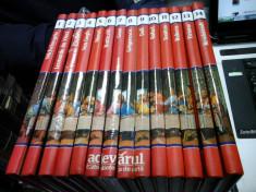 COLECTIA PICTORI DE GENIU - ADEVARUL Biblioteca de arta - 14 VOLUME ( serie completa) foto