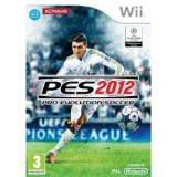 Pro Evolution Soccer 2012 Wii