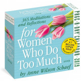 Calendar 2019 - For Women Who Do Too Much | Workman Publishing